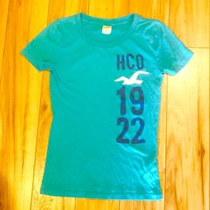 Hollister Fitted Tee SZ XS
